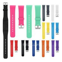For Samsung Gear Fit 2 SM-R360 Silicone Replacement Wristwatch Band Strap