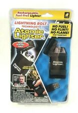 Atomic Lighter Torch USB RECHARGE No Fuel No Batteries Prepper Survival Outdoor