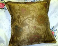 "NEW Ralph Lauren VENETIAN COURT PAISLEY 16""x16"" 1 Accent Pillow SHAM CUSTOM"