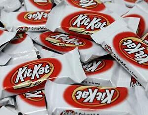 Easter Kit Kat White, Crisp Wafers White Chocolate Candy Bar, Snack Size Bulk