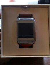 Samsung Galaxy Gear Smart Watch Wild Orange SM-V700  Android Front Camera