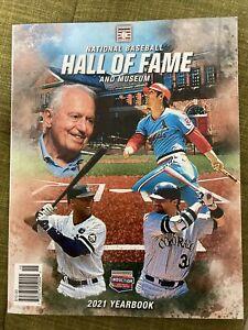 2021 Baseball Hall of Fame Yearbook - Derek Jeter, Larry Walker, Ted Simmons