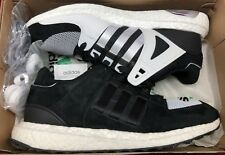 adidas Equipment Support 93/16 CN Concepts Black White NMD Ultra Boost Sz 8+8.5