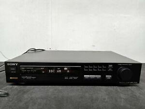 SONY ST-S311 AM/FM Stereo Radio Tuner Hi-Fi Separate