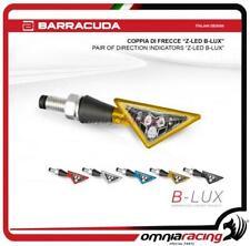 Barracuda 2 Indicatore Direzione Frecce omologato Z-LED B-LUX colore Oro
