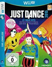Just Dance 2015   Nintendo Wii U   WiiU Spiel Game   DE   #S