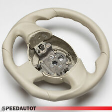 Échange Mise au Point Aplati Volant en Cuir Fiat 500 Abarth Sport Volant