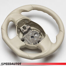 Tausch Tuning Abgeflacht Lederlenkrad  Fiat 500 Abarth Sport Lenkrad