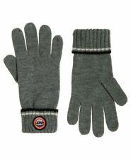 Brand New Superdry Oslo Racer Men's Gloves Grey