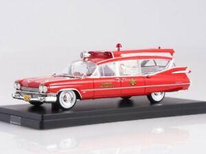 neo 1/43 Cadillac S&S Superior Ambulance 1959 neo45262