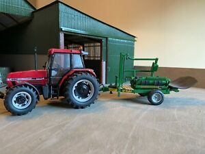 RMD Farm Conversions 1/32 Sctratchbuilt Mchale 991BE wrapper farm