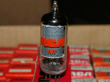 Rca Usa 12Au6 Hf94 Cv1961 Rf/If vacuum pentode strong Nib sleeve five tube tubes