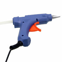 1x 20W Electric Heat Hot Melt Mini Glue Gun Sticks Trigger Art Craft Repair Tool