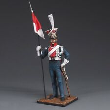 Tin soldiers, 54mm, Private Polish Lancer 1812