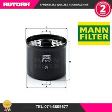 P917X-G Filtro carburante (MANN FILTER)