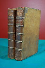 Jewish Antiquities Lectures Godwin's Moses & Aaron Jennings 2 vols London 1776