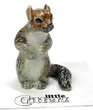 Little Critterz - Grey Squirrel LC120 (Buy 5 get 6th free!)