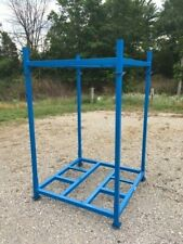 Used Steel Stack Racks