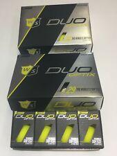 Wilson Duo Soft Optix Yellow Golf Balls, 2-Dozen Pack