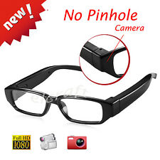 HD 1080P Spy Glasses Camera Digi Video Recorder Security Eyewear Cam Hidden DVR