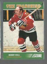 2012-13 Score Franchise Original Six #OS6 Bobby Hull (ref 60972)