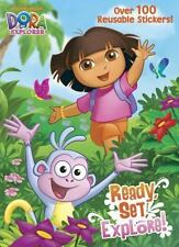 READY, SET, EXPLORE! by Golden Books