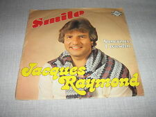 JACQUES RAYMOND 45 TOURS BELGE DISCO SMILE CHAPLIN