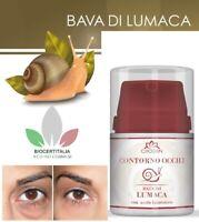 Chogan Contorno occhi bava di lumaca (con acido ialuronico) 15 ml rivitalizzante