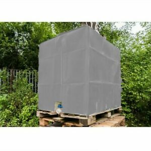 Outdoor Cover Hood For Rain Water Tank 1000 Liters IBC Container Protector