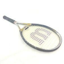 Wilson Elite Titanium Tennis Racket - Soft Shock Ti Superlight 4 3/8 L3