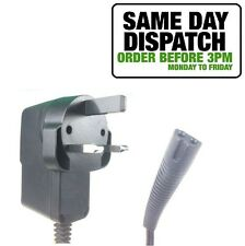 FOR BRAUN 3040s SERIES 3 CHARGER / SHAVER LEAD