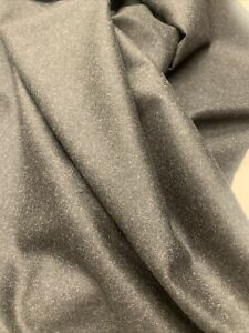 1.10 metres Caccioppoli wool & cashmere fabric