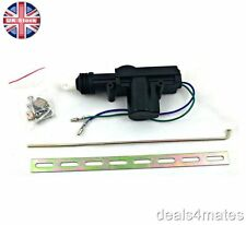 2 Wire Door Motor/Pop Slave Actuator Solenoid Central locking motor 12v  Popper