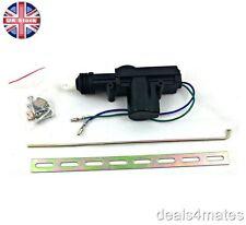 2 Wire Door Motor/Pop Slave Actuator Solenoid Central locking motor 12v  Popper