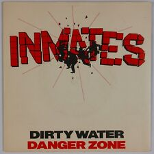 "INMATES: Dirty Water / Danger Zone RADAR 7"" UK Punk Power Pop NM- ADA 44"