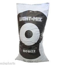 Sustrato Ecologico BioBizz LIGHT-MIX 20 Litros, Bio Bizz LightMix TIERRA, Grow