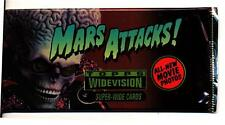 1996 Mars Attacks Widevision Trading Card Pack