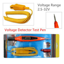 Digital 3-32V Automotive Test Pencil Fuse Circuit Probe Tester For Car Repair