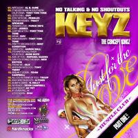 DJ KEYZ - JUST FOR THE LOVE PT 1 (MIX CD) AL B SURE, TONY TONI TONE, GUY, JODECI