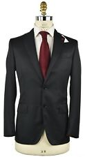NEW 2018 ISAIA NAPOLI SUIT 100% WOOL 130'S SZ 36 US 46 EU 7R 18IV57