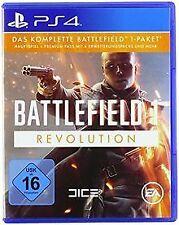 Battlefield 1 - Revolution Edition - [PlayStation 4] von EA | Game | Zustand gut
