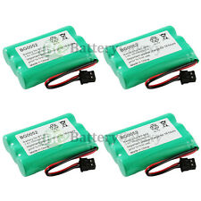 4 NEW Home Phone Rechargeable Battery for Empire CPH-488B Uniden BT-909 BT909