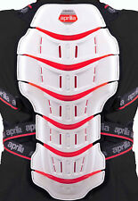 Tryonic Back Protector Protection CE Level 2 Aprilia Body Armour Motorbike