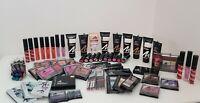 50 x Markenkosmetik Manhattan Kosmetikpaket Make-up Lippenstift Lidschatten
