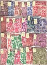 Lot 900 timbres France par multiple