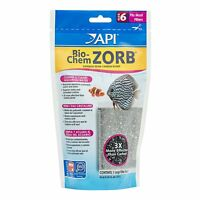 API BIO-CHEM ZORB SIZE 6 Aquarium Canister Filter Filtration Pouch 1-Count Bag