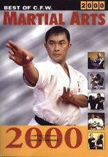Best of CFW Magazine Martial Arts 2000 Book UFC Judo Grappling 0-86568-202-X FS