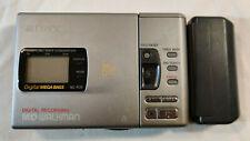 Sony Md Walkman Portable MiniDisc Mz-R30 Recorder Player w/ Ebp-Mzr4 *See Notes*