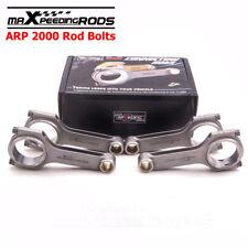 Bielle per Fiat Uno Punto GT 1.4 128.5mm Connecting Rods Con Rod ARP 2000 800hp