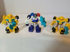Hasbro Transformers Rescue Bots Action Figures Lot Of 3